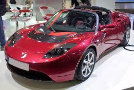 Tesla elektromos autók