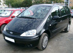 A Ford új autója